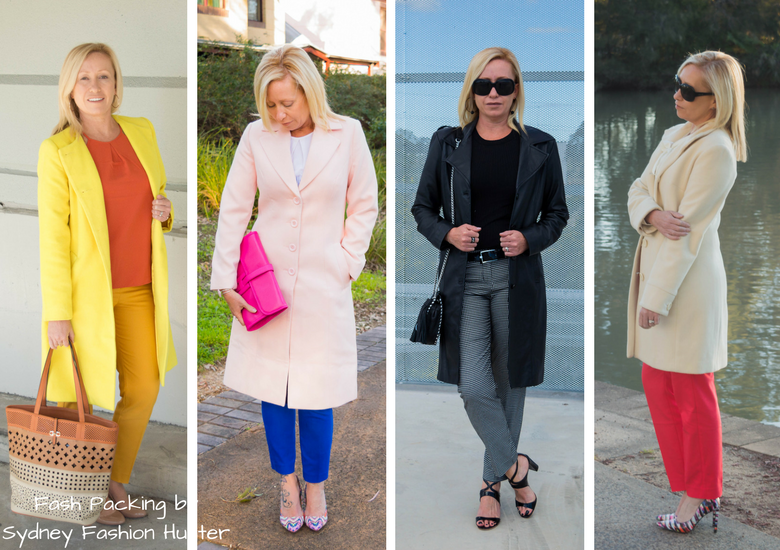 Fash Packing by Sydney Fashion Hunter: Fresh Fashion Forum 51 My Coat Obsession - Title
