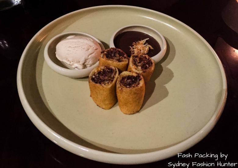 Fash Packing by Sydney Fashion Hunter: Restaurant Reviews Bambu Seminyak - Terang Bulan