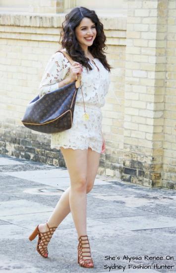 Sydney Fashion Hunter Fresh Fashion #49 Featured Blogger 2
