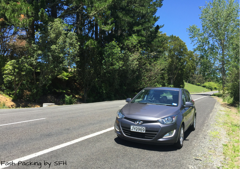 Fash Packing by SFH: Airport Rentals - Hyundai i20 Auckland