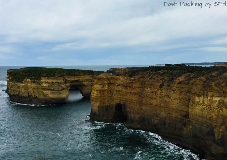 Fash Packing by SFH: Road Trippin' Australia's Iconic Great Ocean Road - Loch Ard Gorge