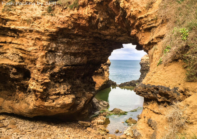 Fash Packing by SFH: Road Trippin' Australia's Iconic Great Ocean Road - The Grotto