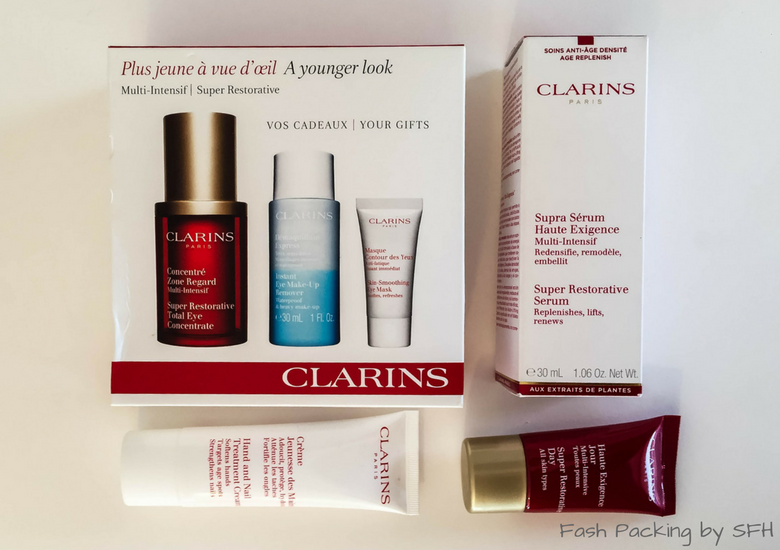 Fash Packing by Sydney Fashion Hunter: Waikele Premium Outlets Clarins
