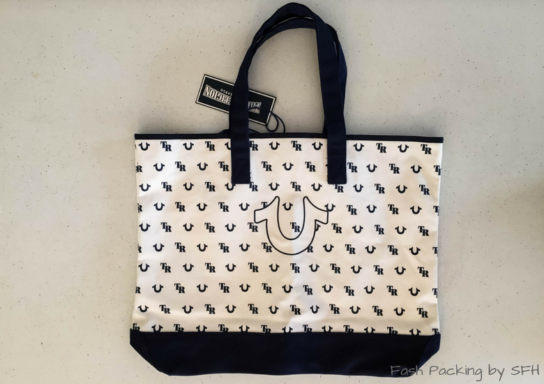 Fash Packing by Sydney Fashion Hunter: Waikele Premium Outlets True Religion Bag