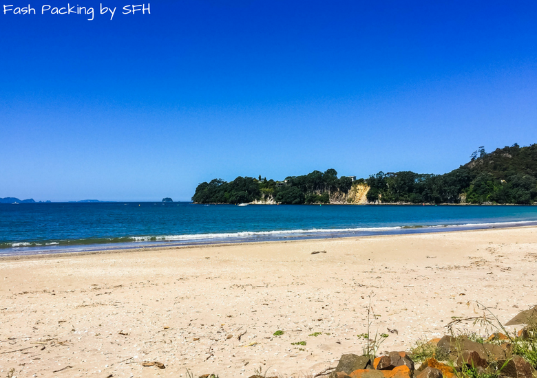 Fash Packing by SFH: Beachside Resort Whitianga New Zealand - Whitianga Beach