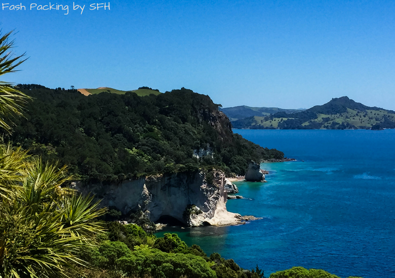 Fash Packing by SFH: Cathedral Cove Kayak Tours - Cathedral Cove View