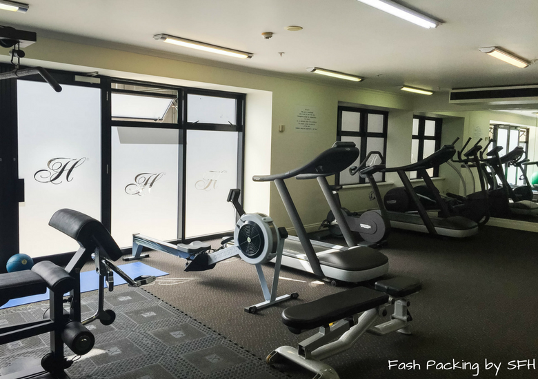 Fash Packing by SFH: CityLife Auckland Review - Gym