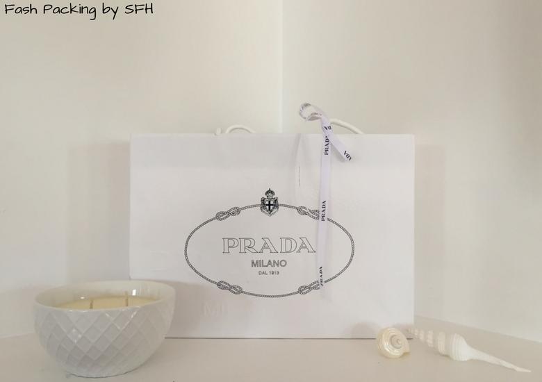 Fash Packing by SFH: Fresh Fashion Forum #60 - Custom Made Prada Pumps