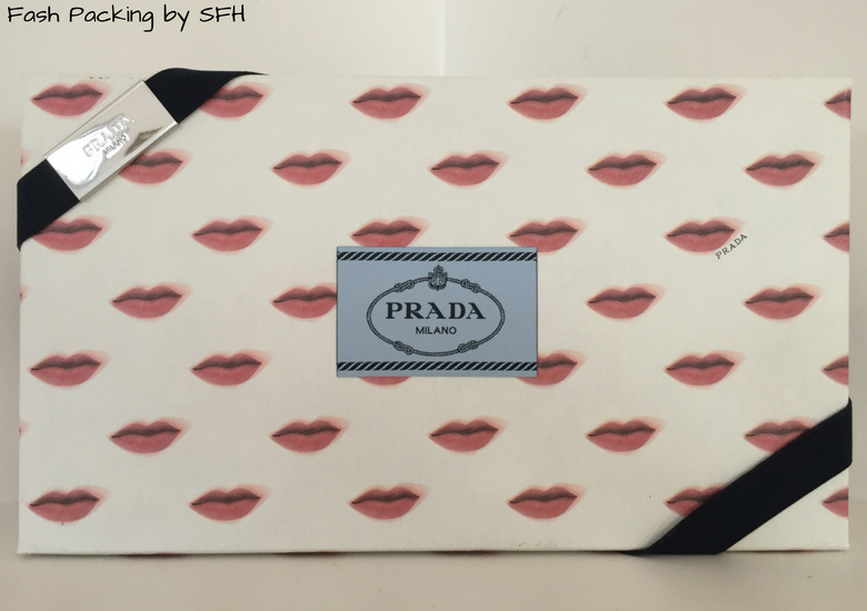 Fash Packing by SFH: Fresh Fashion Forum #60 - Custom Made Prada Pumps