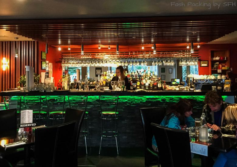 Fash Packing by SFH: No.8 Bar & Restaurant Whitianga - Bar