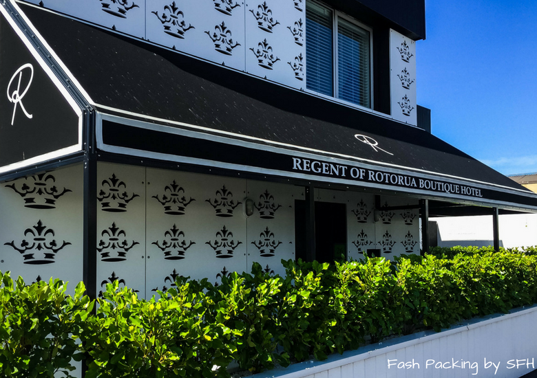 Fash Packing by SFH: Regent Of Rotorua A Boutique Hotel - Exterior