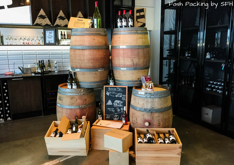 Fash Packing by SFH: Skyline Rotorua Stratosfare Restaurant - Volcanic Hills Winery