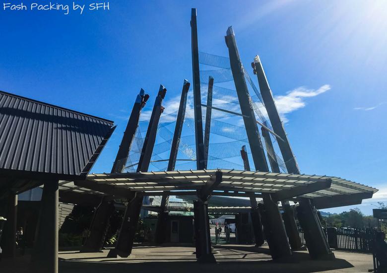 Fash Packing by SFH: Te Puia Rotorua - Heketanga-a-Rangi