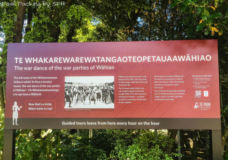 Fash Packing by SFH: Te Puia Rotorua Te Whakarewarewatangaoteopetauaawahiao