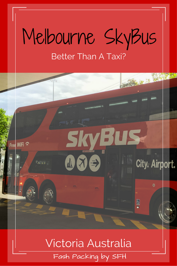 The Melbourne SkyBus effortlessly ferries passengers from Melbourne's Tullamarine Airport to the city and beyond. Find out if it's right for you here http://bit.ly/SkyBus