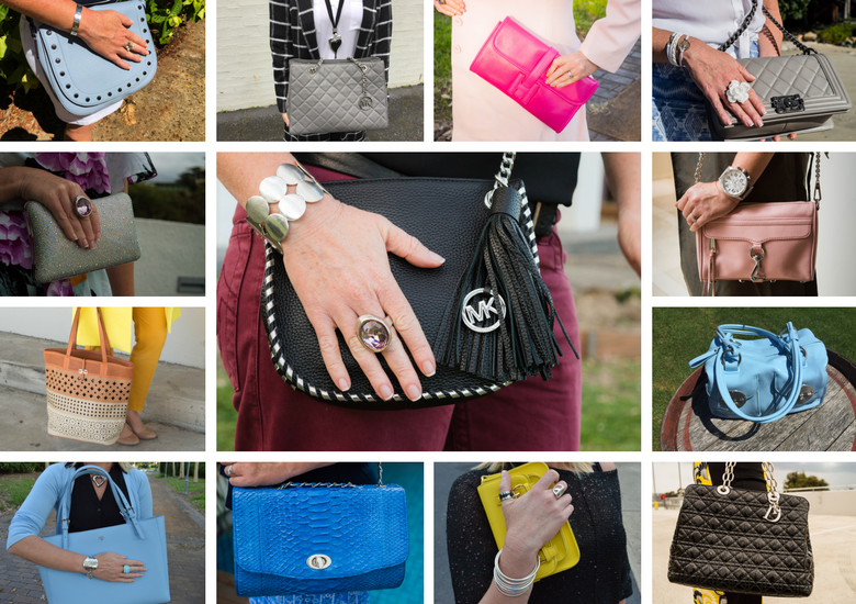 Fash Packing by SFH: FFF62 Statement Bags