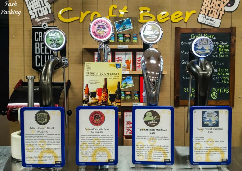 Fash Packing: New Zealand Road Trip 7 Day North Island Itinerary - Craft Beer Rotorua