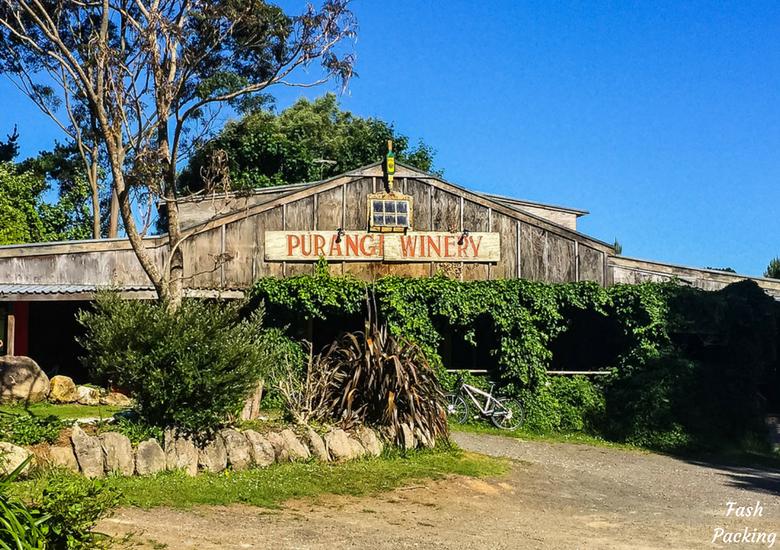 Fash Packing: New Zealand Road Trip 7 Day North Island Itinerary - Purangi Winery