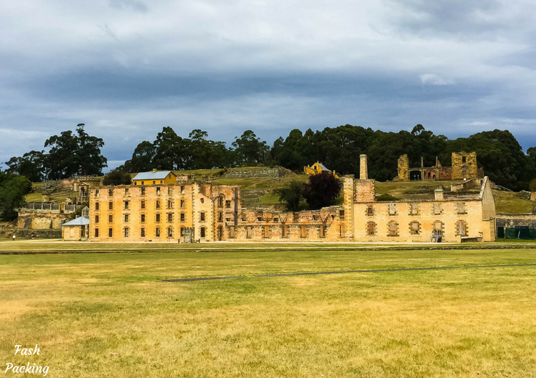 Flights To Fancy: Port Arthur Historic Site Tasmania - The Penitentiary