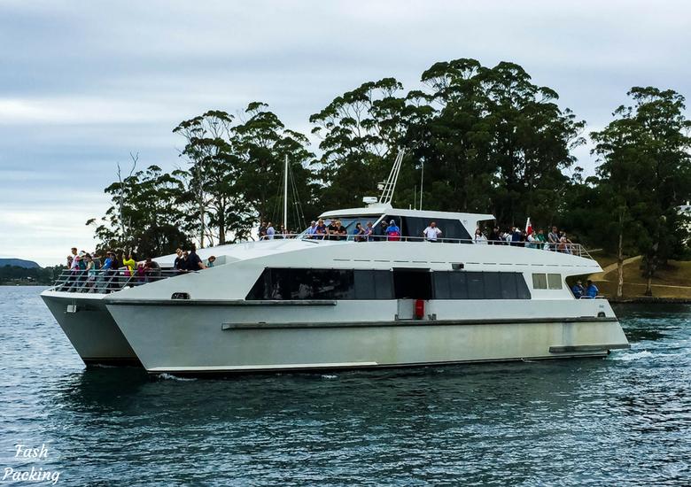 Flights To Fancy: Port Arthur Historic Site Tasmania - Port Arthur Historical Site Cruise