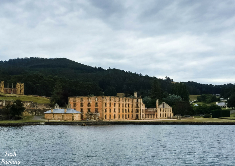 Flights To Fancy: Port Arthur Tasmania - The Penitentiary