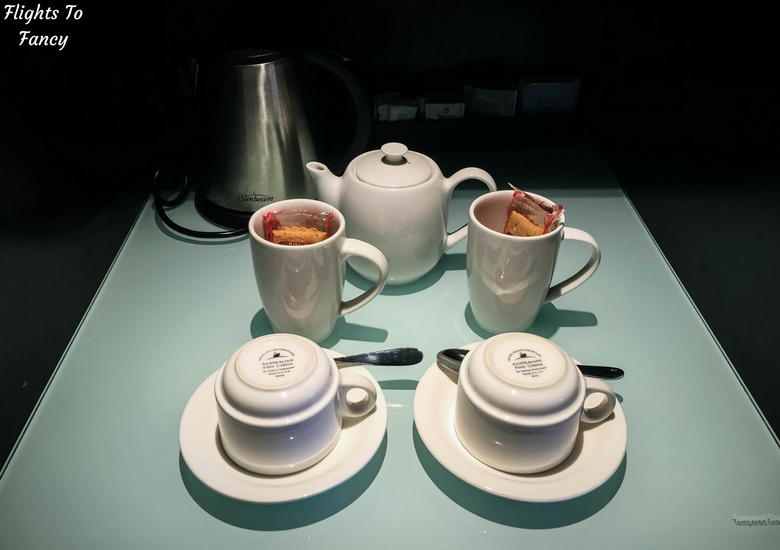 Flights To Fancy: Grand Chancellor Hotel Hobart - Coffee