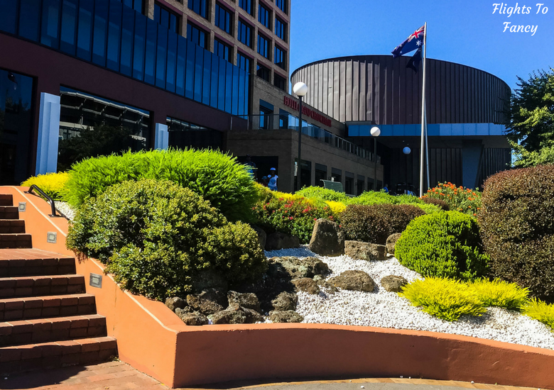 Flights To Fancy: Grand Chancellor Hotel Hobart - Exterior