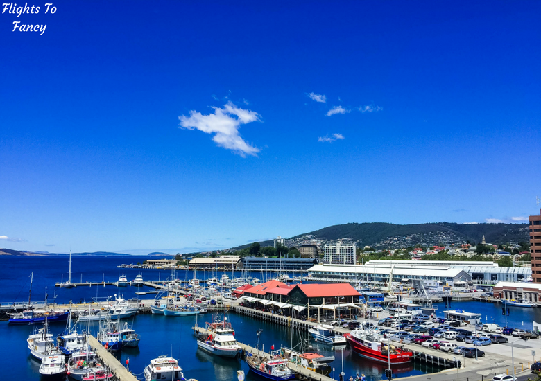 Flights To Fancy: Grand Chancellor Hotel Hobart - Harbour View