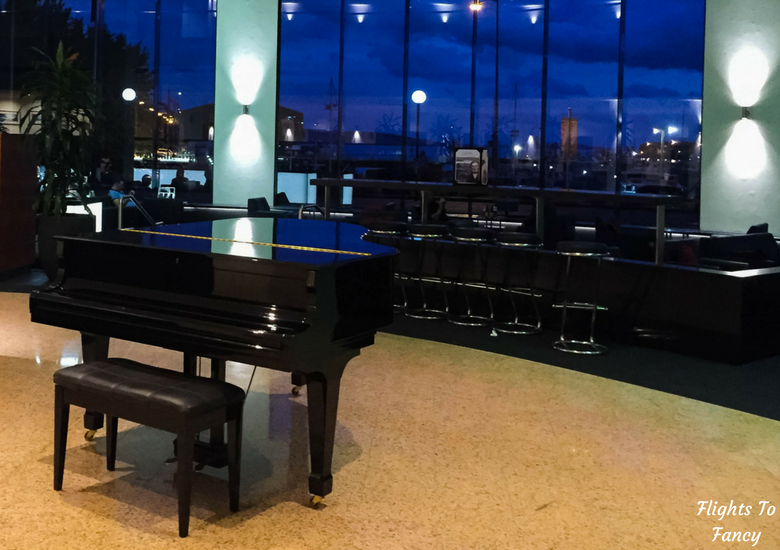 Flights To Fancy: Grand Chancellor Hotel Hobart - Piano