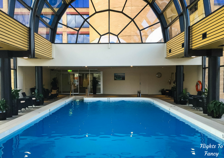Flights To Fancy: Grand Chancellor Hotel Hobart - Pool