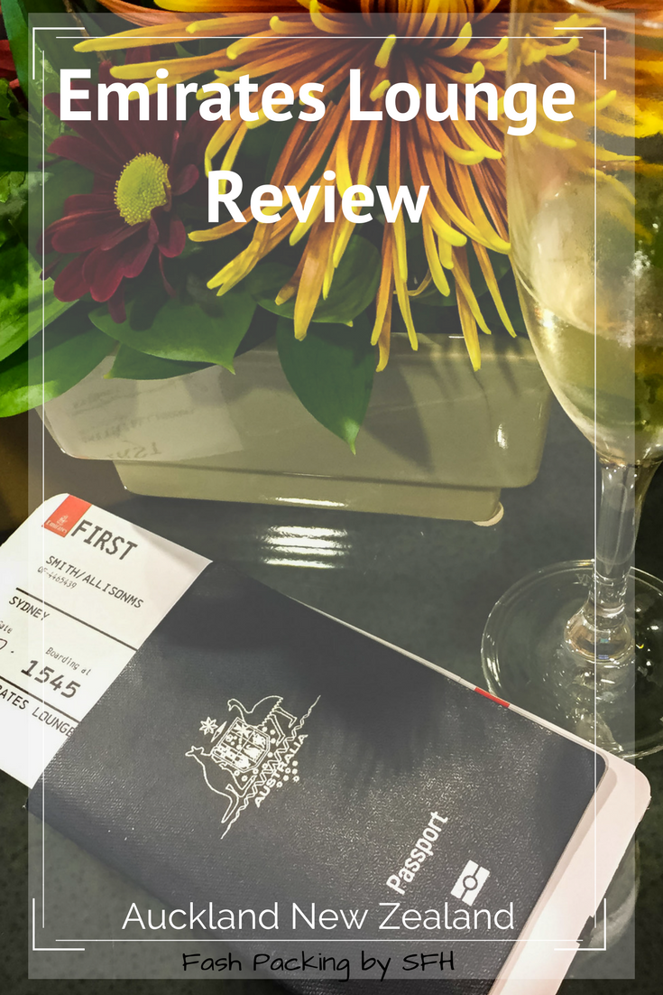 The Auckland International Airport Emirates Lounge is by far superior to any other airport lounge I have ever visited. Find out what makes it so special.