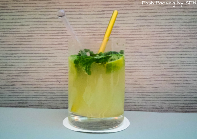 Fash Packing by SFH: Emirates A380 First Class Review EK419 Auckland to Sydney - Mojito