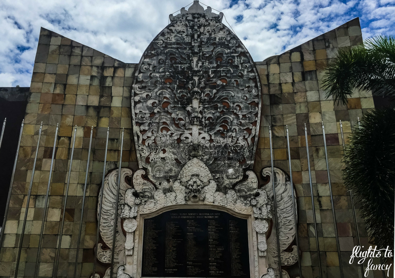 Flights To Fancy: 100+ Things To Do In Bali - Ground Zero Monument