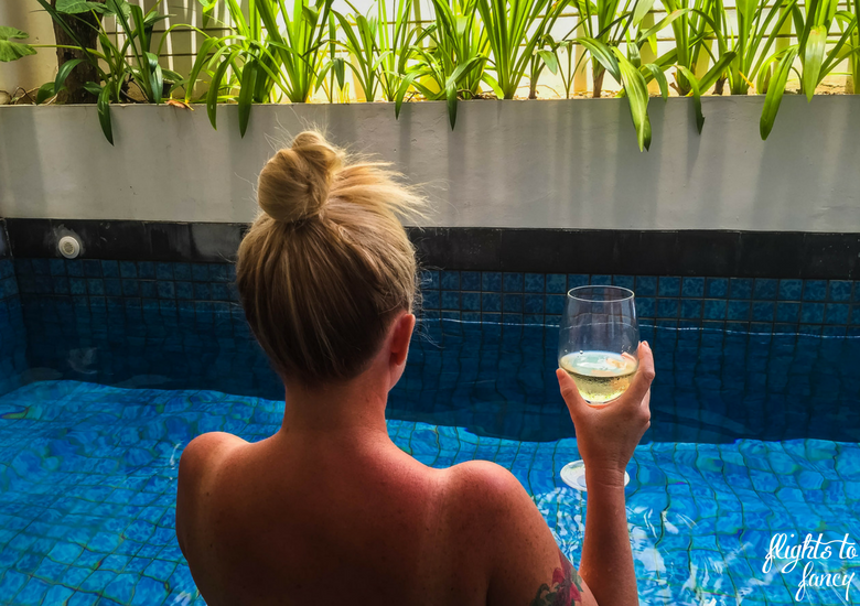 Flights To Fancy: Why You Need Peptame Before Your Next Trip - Magani Pool