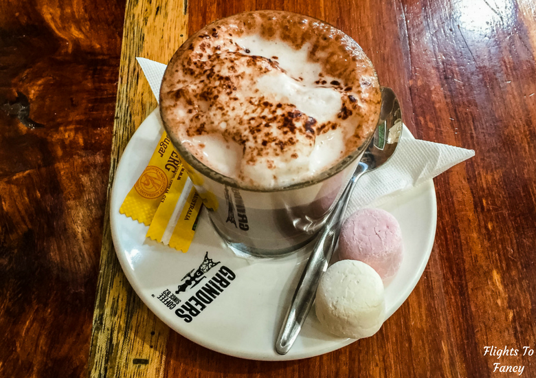 Flights To Fancy: A Rainy Day In Spectacular Cataract Gorge Launceston - Hog's Breath Cafe Hot Chocolate