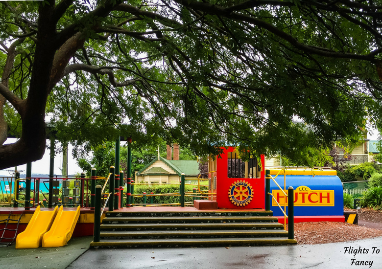 Flights To Fancy: A Rainy Day In Spectacular Cataract Gorge Launceston - Launceston City Park Playground