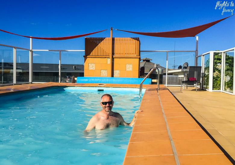 Flights To Fancy: Bicheno Tasmania The Most Affordable Place In Freycinet - Beachfront Bicheno Pool