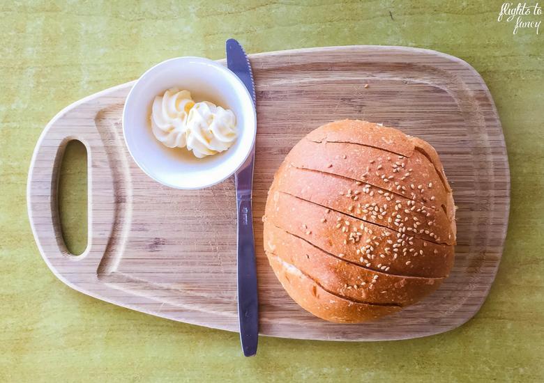Flights To Fancy: Bicheno Tasmania Freycinet's Most Affordable Town - Beachfront Bicheno Restaurant Bread