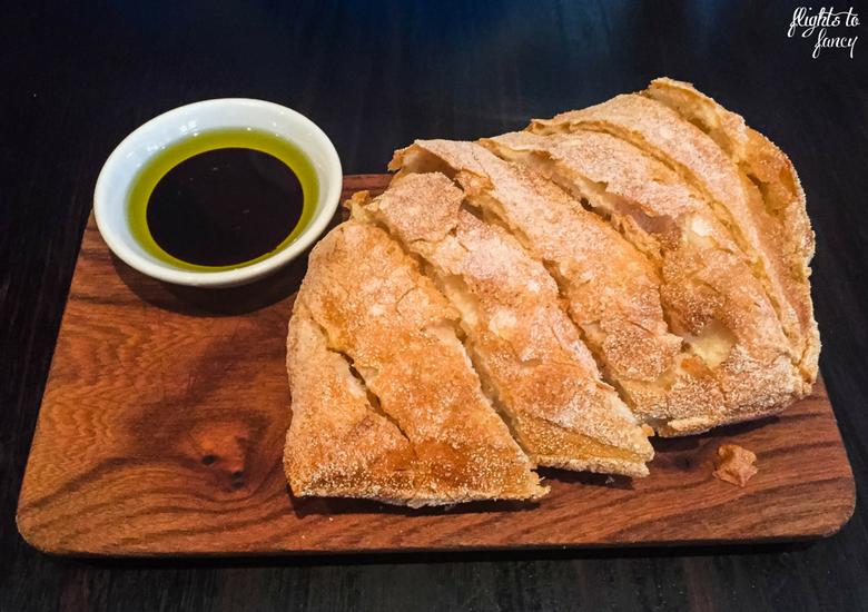 Flights To Fancy: Black Cow Bistro Launceston Australia's Best Steak? - Bread