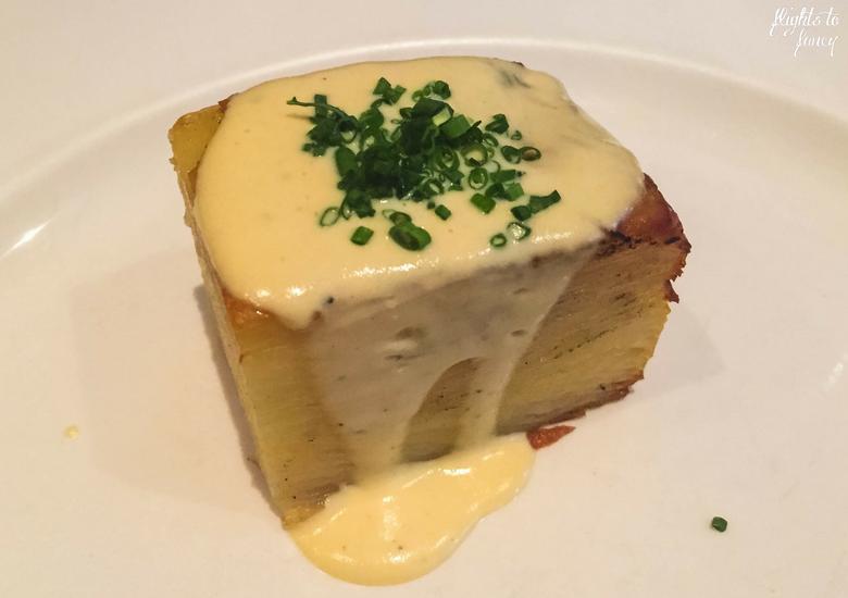 Flights To Fancy? Black Cow Bistro Launceston Australia's Best Steak? - Potato
