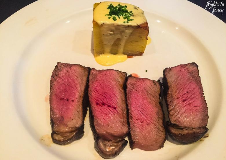 Flights To Fancy: Black Cow Bistro Launceston Australia's Best Steak? - Steak & Potato