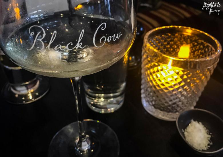 Flights To Fancy: Black Cow Bistro Launceston Australia's Best Steak? - Wine Glass