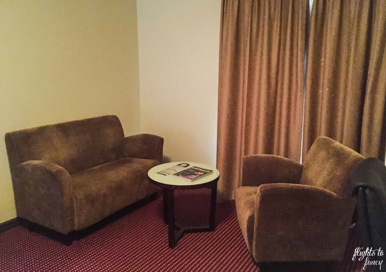 Flights To Fancy: Hotel Grand Chancellor Launceston Location & Value - Lounge