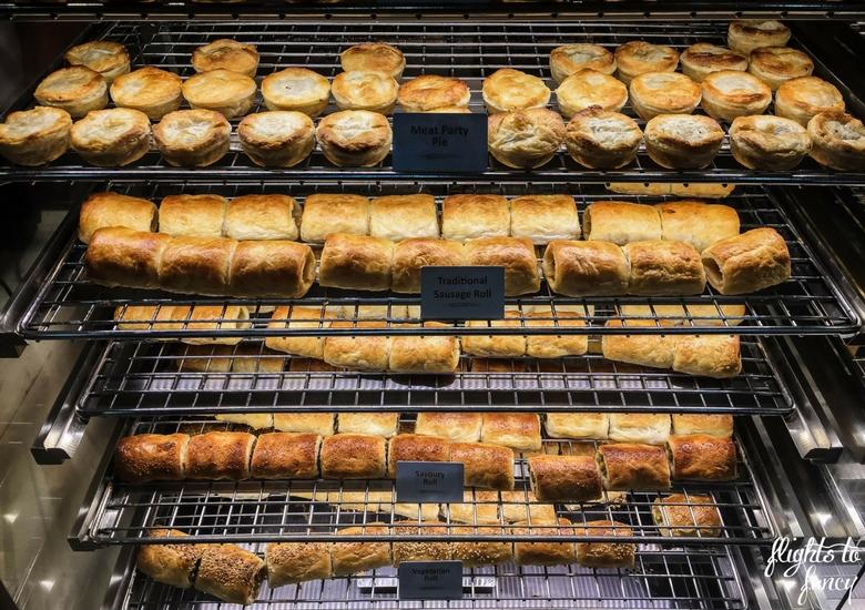 Flights To Fancy: Tasmanian Road Trip - Banjos Bakery Cafe Launceston