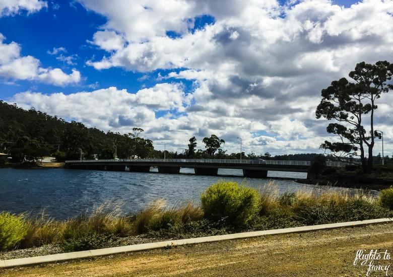 Flights To Fancy: Tasmanian Road Trip - Bridge