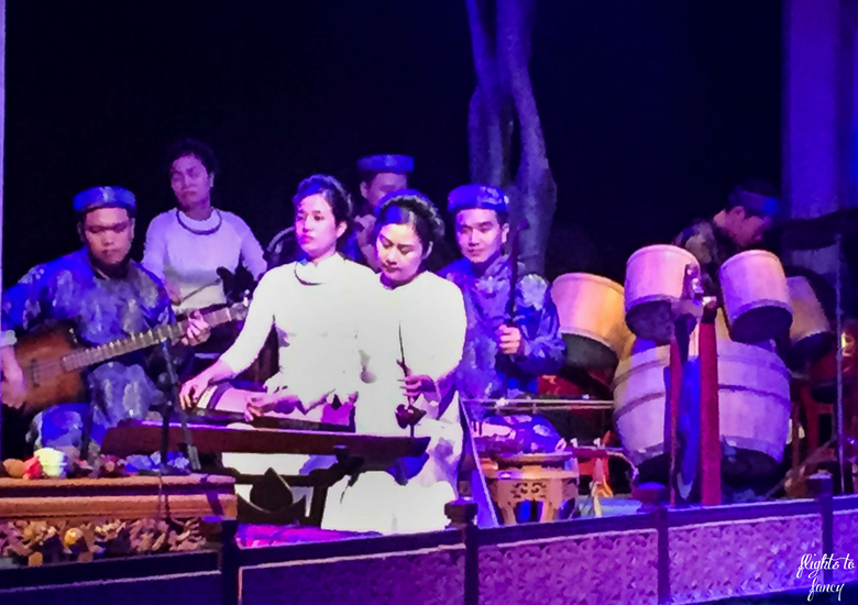Flights To Fancy: Thang Long Water Puppet Theatre - Band