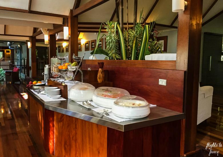 Flights To Fancy: Silky Oaks Lodge Mossman Queensland - Breakfast Buffet