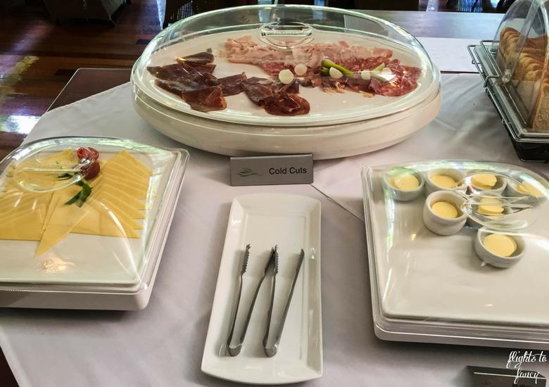 Flights To Fancy: Silky Oaks Lodge Mossman Queensland - Breakfast