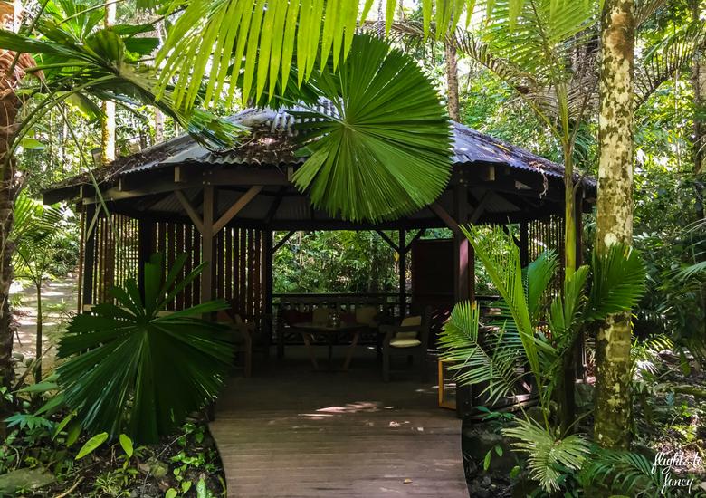Flights To Fancy: Silky Oaks Lodge Mossman Queensland - Cabana