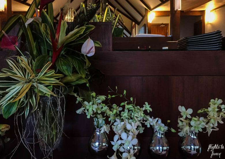 Flights To Fancy: Silky Oaks Lodge Mossman Queensland - Flowers